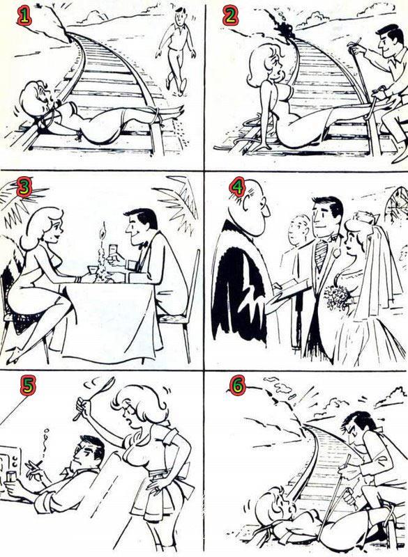 طنز ازدواج تصویری خنده دار